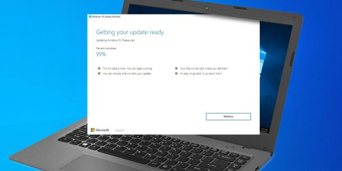 How to Fix a Stuck Windows Update Assistant and Rescue Your Update