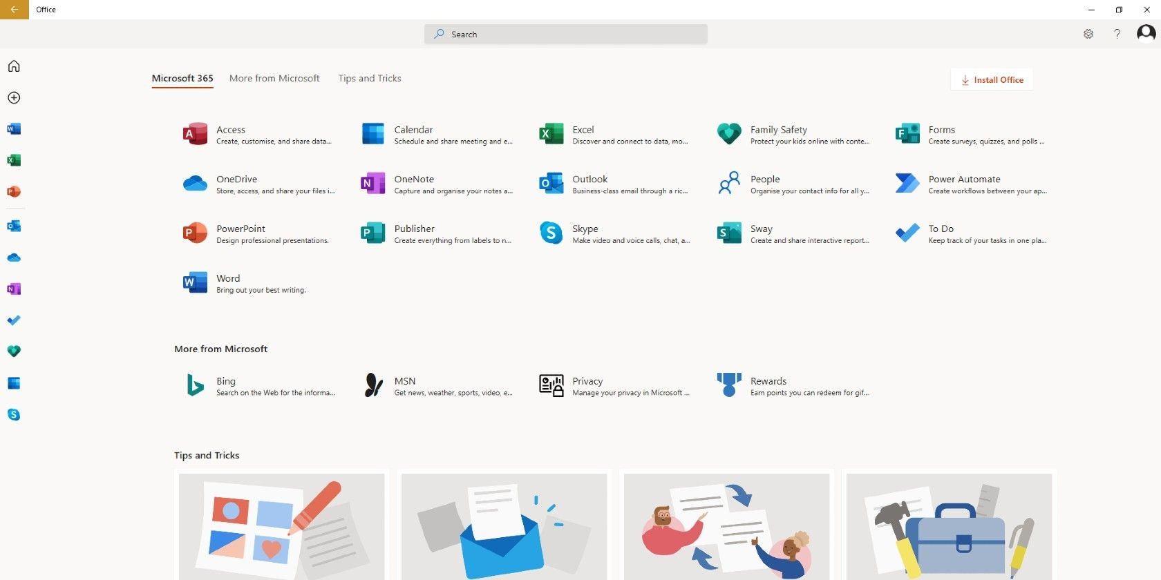 What Is the Microsoft Office Desktop App and Is It Any Good?