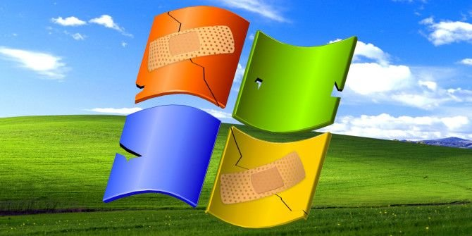 Which Browser Is Most Secure on an Old Windows XP System?