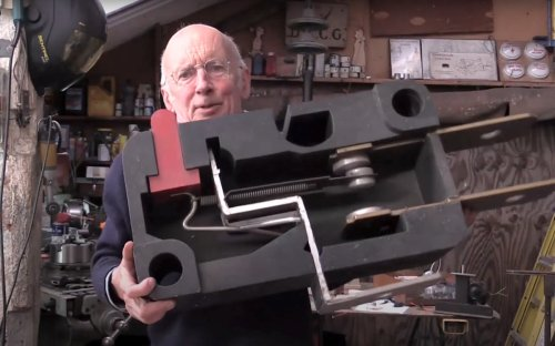 Secret Life of Machines' Tim Hunkin Is Back With New Web Series | Make: