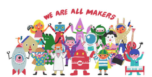 Maker Faire Kyoto 2021: DIY Desktop Tunes, Molecular Gastronomy, Papercraft Robots...This Weekend | Make: