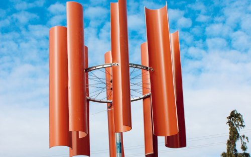Backyard Wind Power | Make:
