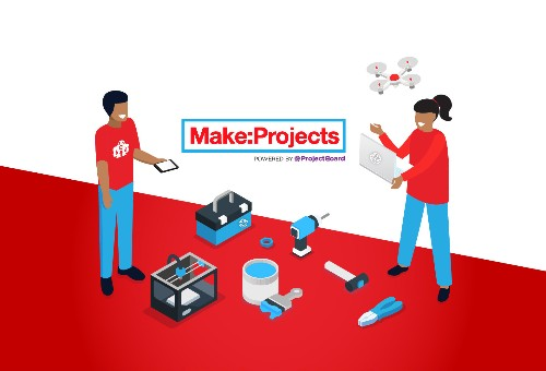 Coming Soon - Make:Projects, A New Collaborative Platform | Make: