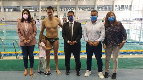 El Waterpolo Málaga acaba la temporada despidiendo a Sito Wucherpfennig