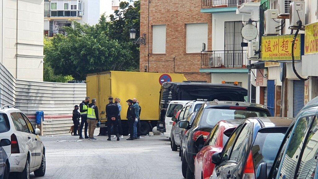 Sucesos Málaga - cover
