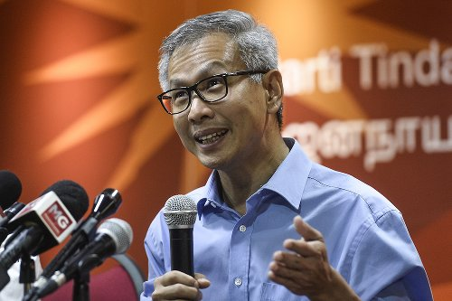 After Liu's Chinese 'dilution' remarks, Pua says DAP can do without race chauvinists