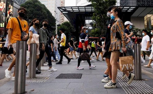 Back to the future: Locking down again in Singapore