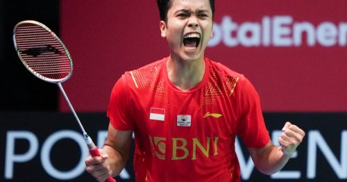 Indonesia lift Thomas Cup again after almost two decades