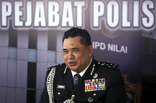 Bukit Aman: Ex-inspector circulated viral list of police personnel names out of revenge