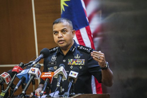 Viral list of police personnel names not linked to Nicky Gang case, says Ayob Khan