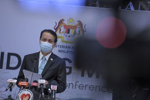Health D-G: Malaysia's rising Covid-19 ICU cases due to more young patients infected, resistance to treatment; variants will be checked