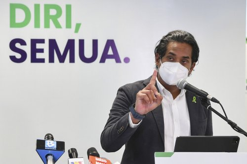 Khairy says negotiations have begun for 2022's Covid-19 vaccine supply, including Pfizer's new line