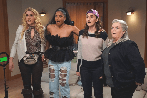Stan's new comedy series Girls5eva is pretty much a pop song come to life and it's perfect.