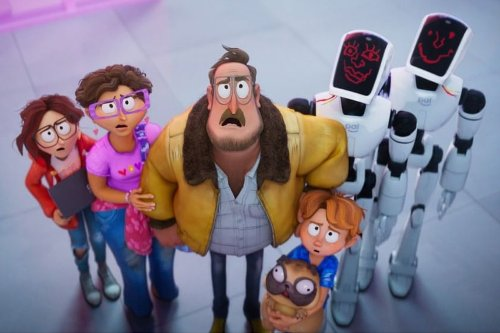 A hilarious cast and heart-warming message: Why The Mitchells vs. The Machines is your next favourite kids movie.