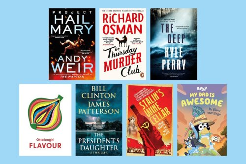 The 7 best books for Father's Day when you don't know what the heck else to buy.