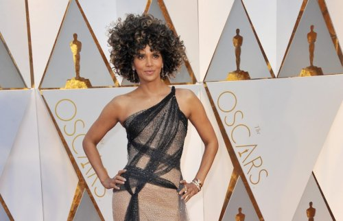 Halle Berry Posts Rare Pregnancy Photo Revealing Sweet Belly Bump