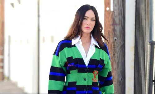 Megan Fox On Being A Mom Of 3 Boys: 'We Need To Live In A Padded Cell For Everyone To Be Safe'