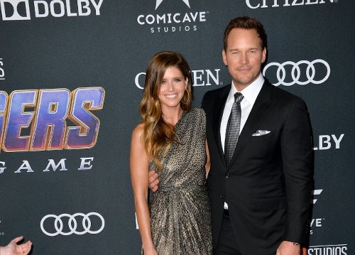 Katherine Schwarzenegger Announces The Why Behind She And Chris Pratt Hiding Daughter Lyla's Face