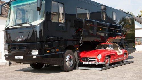 Branche boomt: Popomat und Kingsize-Bett - ein Rundgang durch ein Luxus-Reisemobil