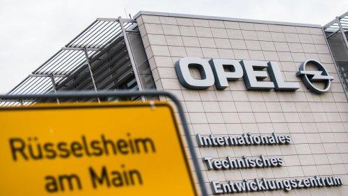 Stellantis-Tochter Opel schließt Werkzeugbau in Rüsselsheim