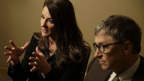 Scheidung von Bill und Melinda Gates Anatomie einer Schlammschlacht
