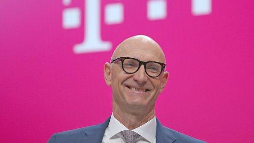 Deutsche Telekom Telekomchef Höttges zurrt Sparprogramm fest