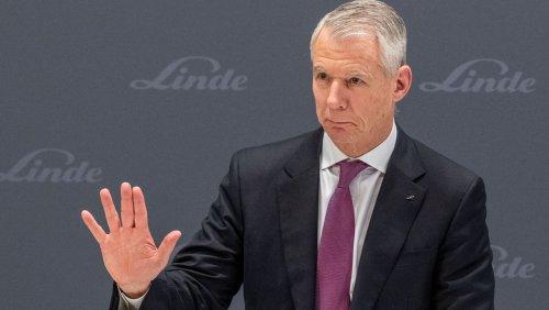 Industriegase-Riese Linde regelt Chefnachfolge, Reitzle gibt Aufsichtsratsvorsitz auf