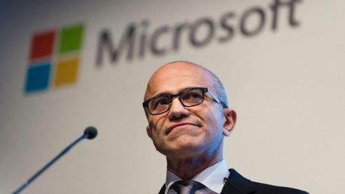 Cloud-Boom treibt Umsatz Microsoft steigert Gewinn und Erlöse kräftig