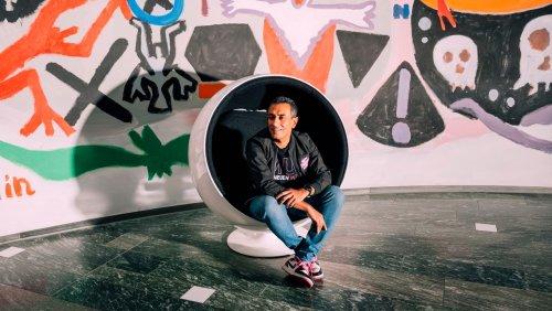 Srini Gopalan Mr Fiber von der Telekom