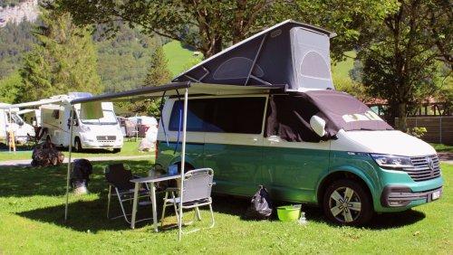 Wohnmobile Vom Minicamper zum Luxusliner - schauen Sie sich um