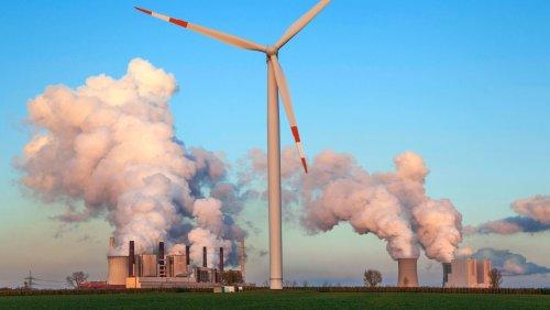 Energieerzeugung Kohle löst Windkraft als wichtigste Stromquelle ab