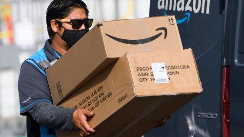 Aktie auf Rekordhoch Amazon verdreifacht seinen Gewinn