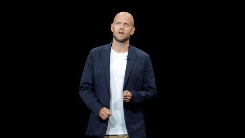 FC Arsenal gibt Spotify-Chef Daniel Ek einen Korb