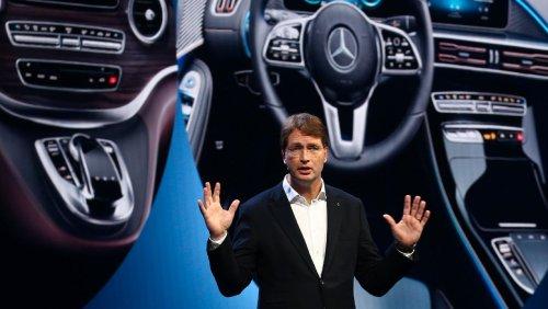 Batterie-Allianz mit Stellantis und Totalenergies Mercedes-Benz wird Anteilseigner bei Batteriezellenhersteller ACC