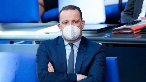 Bundesgesundheitsminister Spahn spricht sich für Ende der Maskenpflicht im Freien aus
