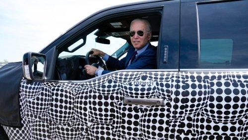 Neue US-Abgasvorschriften Joe Biden setzt 50-Prozent-Quote für emissionsfreie Autos