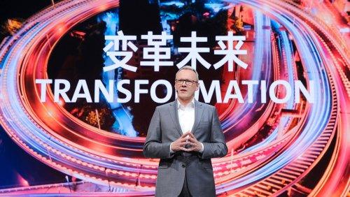 """Volkswagens China-Chef """"VW kann sich besser entwickeln als der Gesamtmarkt in China"""""""