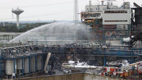 Nach tödlichem Unglück in Leverkusen Currenta bereitet Aufräumarbeiten in Chempark vor