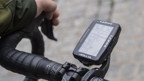 Fahrrad-Navis und Handy-Apps für Radfahrer
