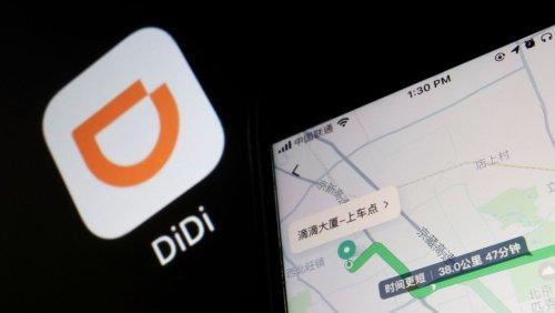 Neuer Schlag gegen Tech-Konzerne Peking stoppt Download der Didi-App