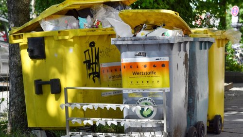 Plastikmüll Warum deutsche Recyclingunternehmen in Sorge sind