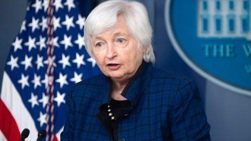 Streit um Schuldenobergrenze Yellen warnt vor Zahlungsunfähigkeit der USA