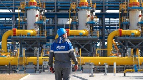 Explodierende Energiekosten Gazprom hat ein Drittel mehr Gas als im Vorjahr geliefert