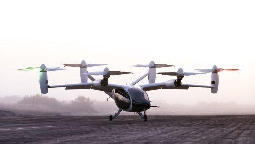 Wettlauf um Flugtaxis Investoren klotzen bei Drohnen-Start-ups – Andreas Scheuer kleckert