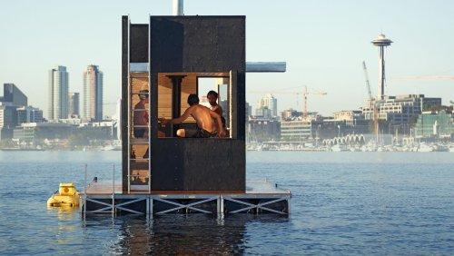 Leben im Fluss: Traumhafte Hausboote von Designern, Künstlern und Puristen