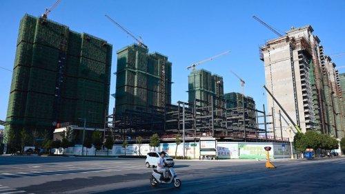 Immobilienkonzern in der Krise Chinesische Zentralbank signalisiert Hilfen für Evergrande