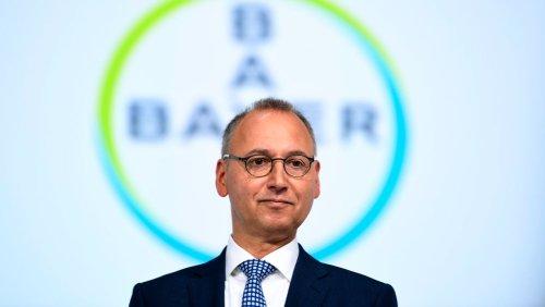 """Bayer-Chef Baumann """"Wir werden beim Impfen mit Tempo aufholen"""""""