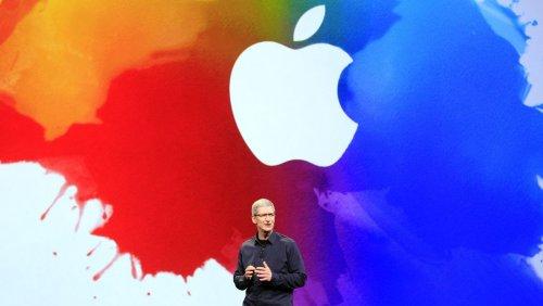 China-Geschäft brummt Apple übertrifft Erwartungen