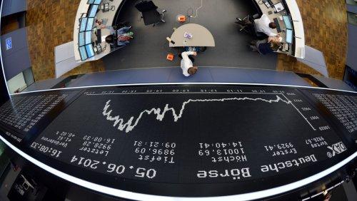 Börse Dax legt zu, Siemens Energy knickt ein