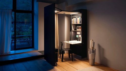 Möbeldesign Das ultimative Homeoffice